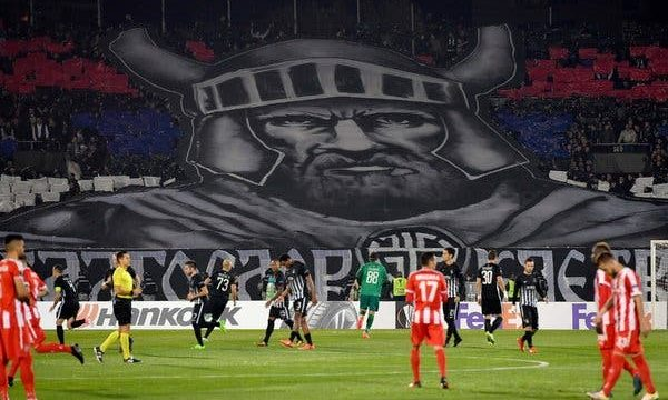 UEFA dënon rëndë Serbinë