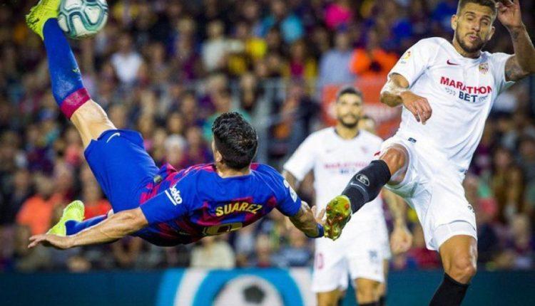 Barcelona deklason Sevillan, Messi realizon super gol