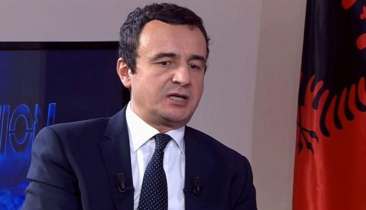 Kurti: Do të bashkëpunoj me partitë shqiptare dhe kryeministrin Zaev