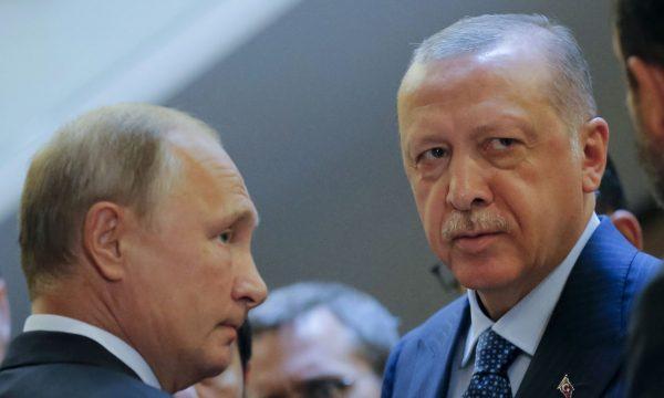Sot mbaron armëpushimi në Siri, Erdogan takohet me Putinin