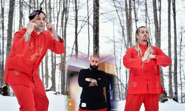 Geti po sjell bashkëpunim me Shaolin Gang