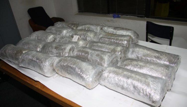 Transportonin drogë në Maqedoni, paraburgim për dy shtetas të Shqipërisë