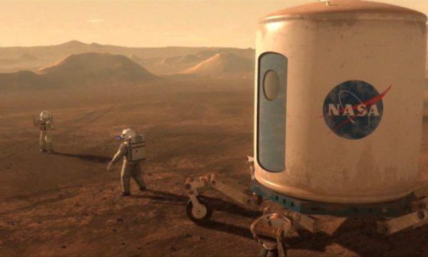 Ish-shkencëtari: NASA ka gjetur jetë në Mars në vitet e 70-a