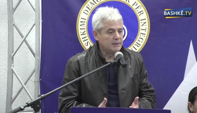 Ali Ahmeti nga Bogovina: 12 prilli do të shënojë fitoren më të madhe të BDI