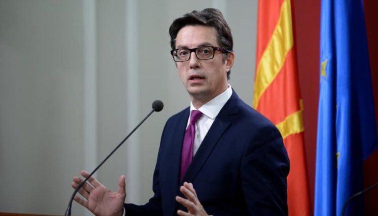 Pendarovski: Presim përgjigje pozitive për nisjen e bisedimeve me BE-në