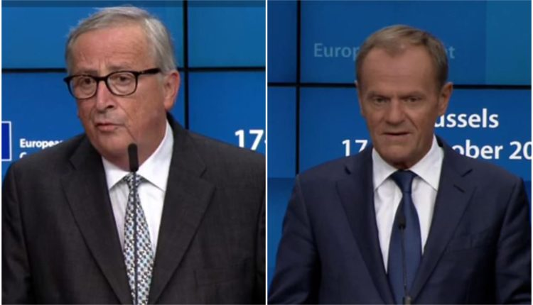 Negociatat me BE, Juncker: Gabim historik; Tusk: Mos u dorëzoni