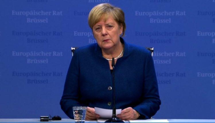 Merkel: Më vjen shumë keq, nuk arritëm marrëveshje për Maqedoninë dhe Shqipërinë