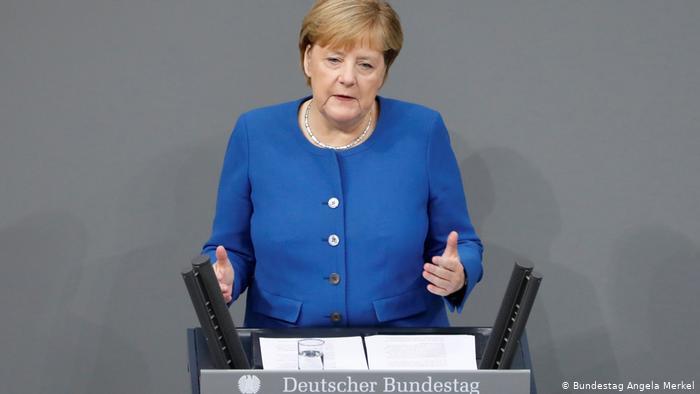 Merkel: Ia vlen që Maqedonia e Veriut të ketë perspektivë evropiane, por mundësitë për datë nuk janë të mira