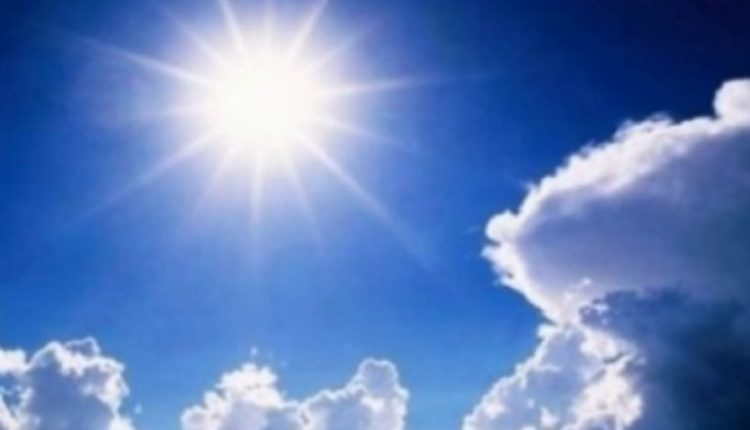 Moti sot me diell, temperatura deri në 27 gradë Celsius