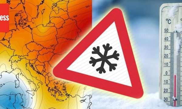 Si do të jetë dimri në Evropë? Borë në lindje, stuhi në veri, ja çfarë e pret Ballkanin