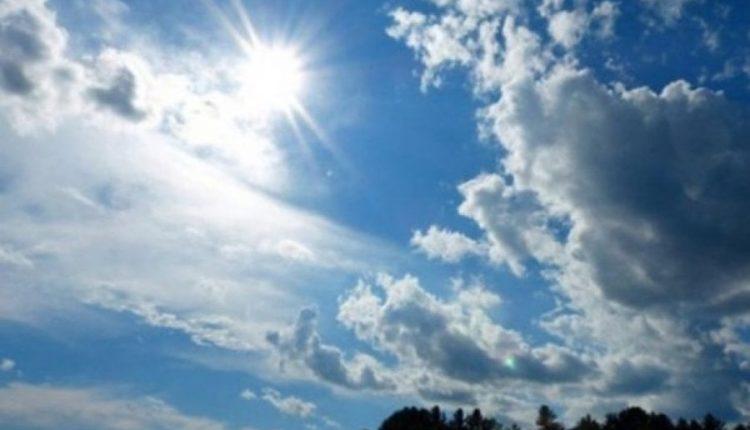 Moti sot me vranësira, temperatura deri në 27 gradë Celsius