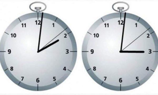 Në këtë ditë do të ndryshojë ora