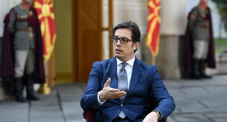 Pendarovski: Përveç lidhjes me BE-në, të papranueshme janë format alternative të partneritetit