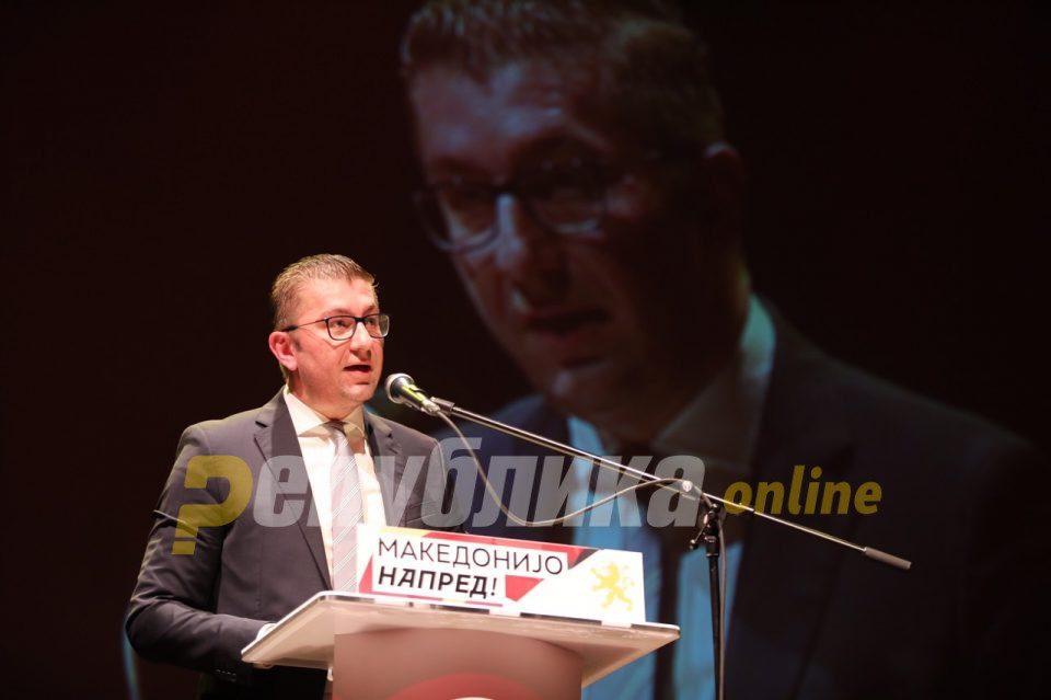 Mickoski: Qytetarët nuk kanë humbur, ka humbur Qeveria e Zaevit