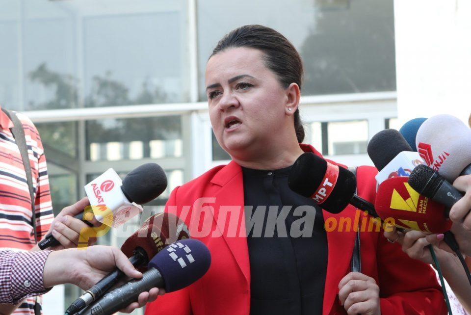 Remenski nuk ndjehet e fajshme për rastin 'Haraçi'