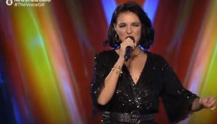 Vajza nga Ukraina këndon shqip në The Voice of Greece, shpërthen salla (VIDEO)
