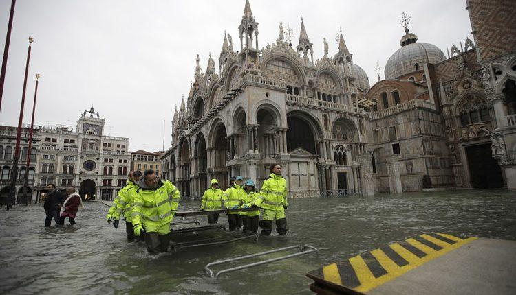 Përmbytjet në Venecia, shkatërrohet 70 për qind e zonës historike (VIDEO)