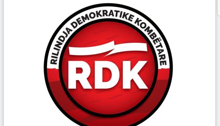 RDK:Urime dita e alfabetit shqip