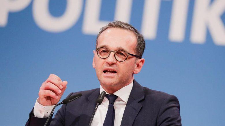 Shefi i diplomacisë gjermane sot për vizitë në Maqedoninë e Veriut