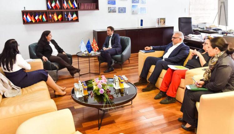 Osmani: Maqedonia e Veriut vazhdon me reformat për integrimin evropian