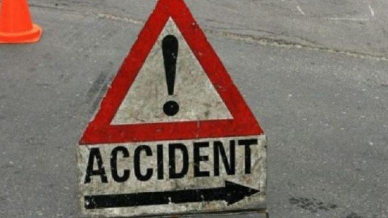 Aksident në autostradën Negotinë-Gradsko, tre persona të lënduar