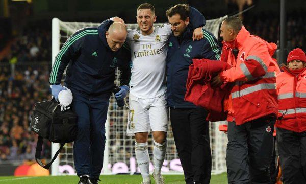 Zidane, i shqetësuar nga lëndimi i Hazardit
