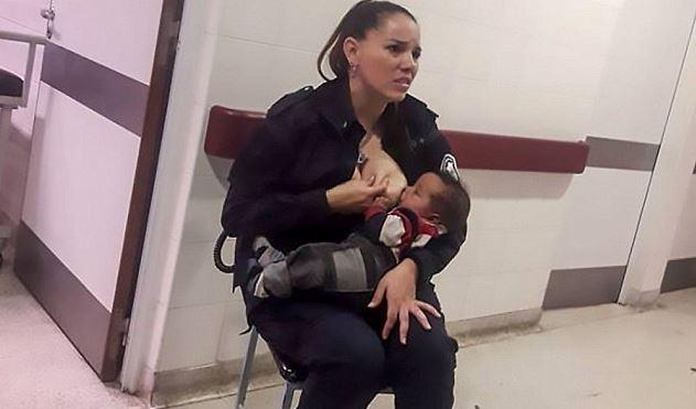 Foshnja mbërriti në spital në gjendje të rëndë shëndetësore, policja i jep gji
