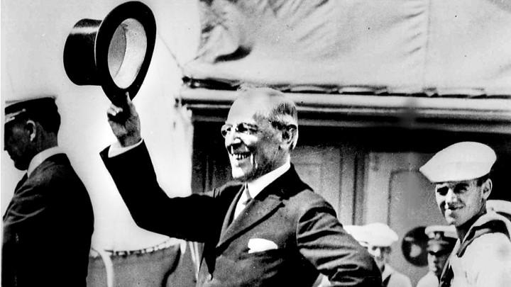 Në Çair sot zbulohet busti i Presidentit të 28 të SHBA-ve Woodrow Wilson