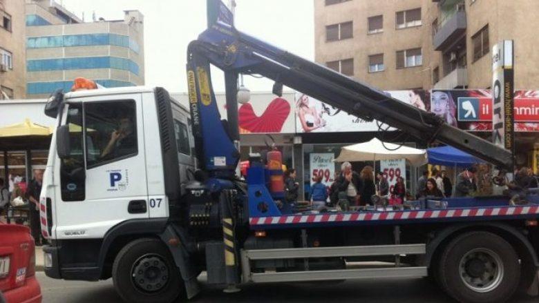 Bashkia e Shkupit: Nuk do ta tolerojmë parkimin e parregullt as për makinat diplomatike