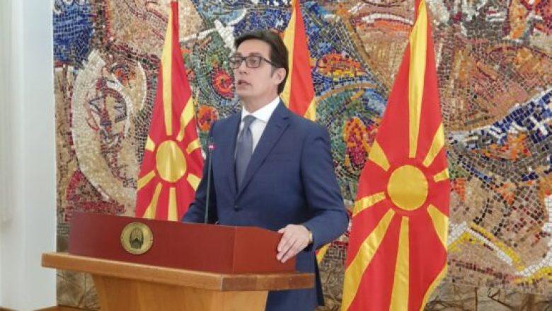 Pendarovski do t'i pranojë letrat kredenciale të ambasadorëve të sapoemëruar të Letonisë, Luksemburgut dhe Irlandës
