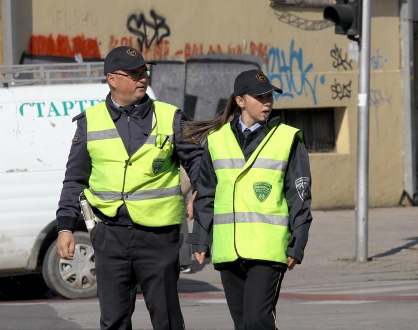 Regjim i posaçëm i komunikacionit në Shkup