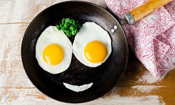 Pse është mirë të hamë vezë çdo ditë