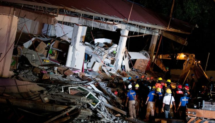 Katër viktima nga tërmeti i fuqishëm në Filipine