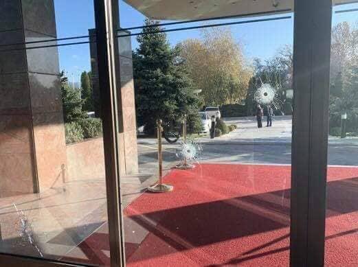 """Detaje të reja nga incidenti në """"Aleksandar Palace"""""""