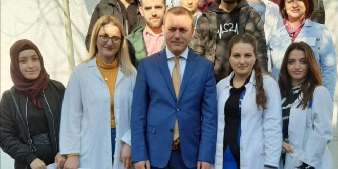 Drejtori Qamil Kovaçi, ndanë 11 vendime pune