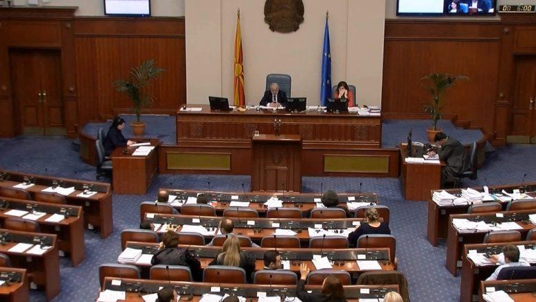 Zgjedhja e kryerevizorit shtetëror dhe interpretimi për Ligjin për Falje sot në seancë kuvendare