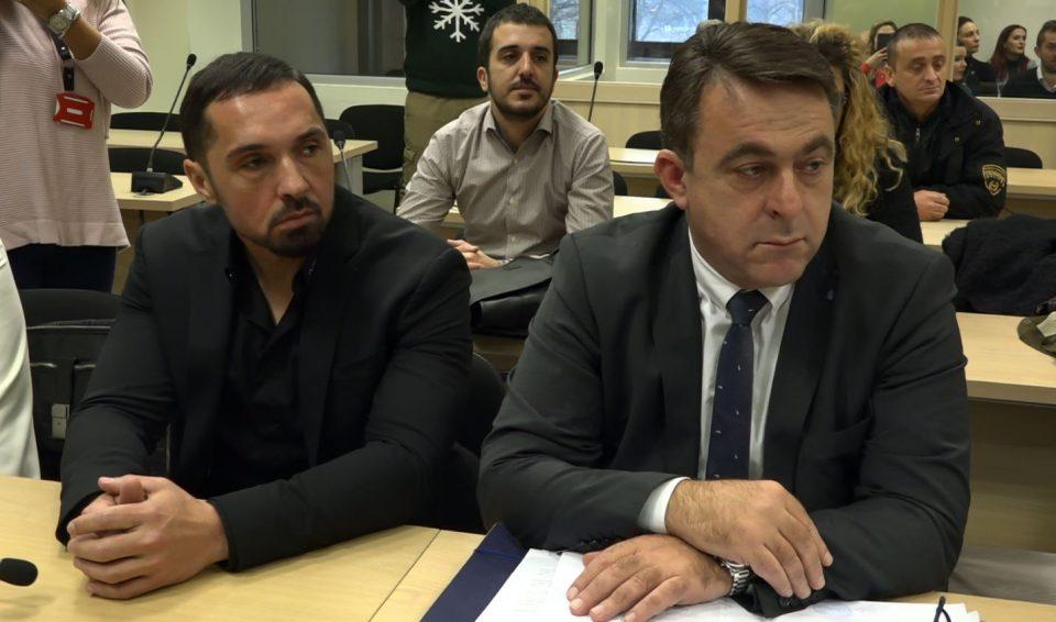 """""""Reketi"""", Zoran Milevski-Kiçeec pranon fajin"""