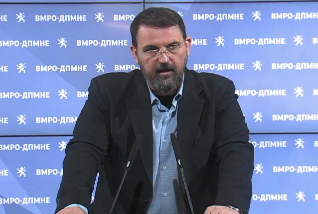 Stoilkovski: Përplasjet mes Osmanit dhe Zaevit, Zaevi nuk ka koncept