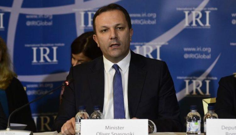 Spasovski nga Sofja: Bashkëpunimi i ndërsjellë është imperativ për siguri efikase kombëtare