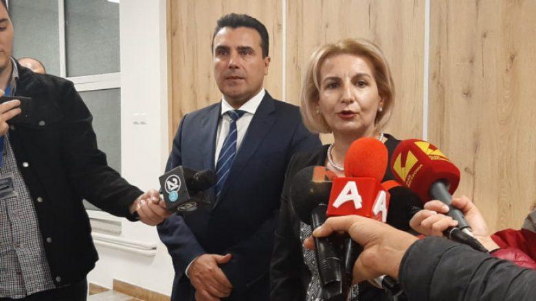 Zaev: Teuta Arifi nuk është kandidate për ambasadore në Washington