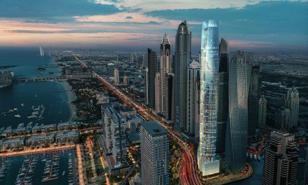 Ndërtesa 'prek' qiellin, njihuni me hotelin më të lartë në botë (FOTO)