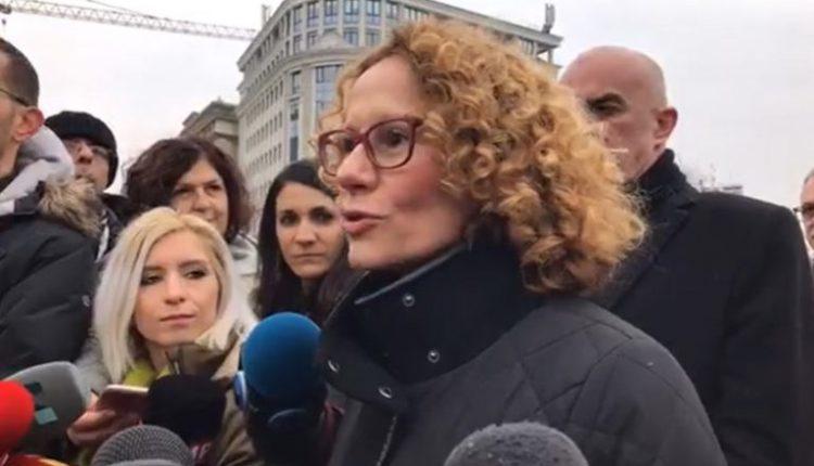 Shekerinska: Presim që javën e ardhshme të fillojë ratifikimi i Protokollit në Spanjë