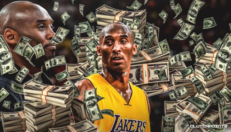 Kjo ishte pasuria e Kobe Bryant