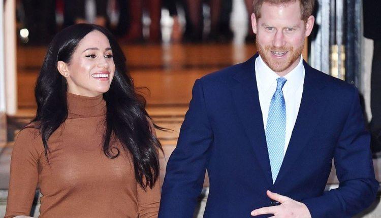 Princi Harry dhe Meghan humbin fondet dhe titujt e tyre mbretërorë!