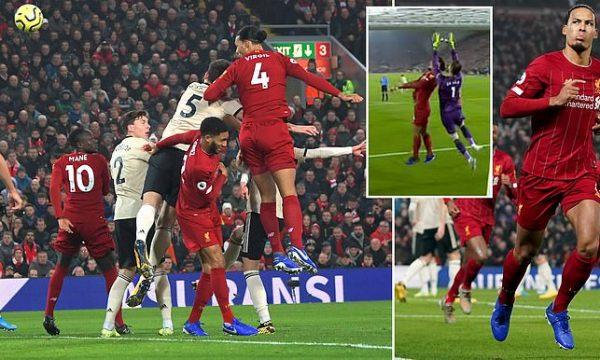 Spektakël në Anfield, derbi i takon Liverpoolit