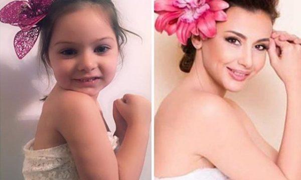 Njihuni me vogëlushen shqiptare që imiton vajzat e ekranit, do mahniteni