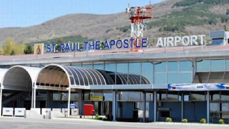 Arrestohet një shtetas i Shqipërisë në aeroportin e Ohrit
