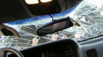Tre persona të lënduar nga aksidenti në autostradën, Tetovë-Shkup