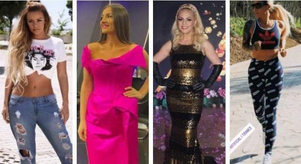 Ndryshimet që na mahniten, ja dietat që përdorën 6 vajzat e ekranit shqiptar