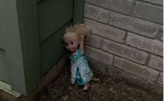 Kukulla, që po tmerron një familje, e hodhën dy herë në plehra dhe ajo u kthye përsëri
